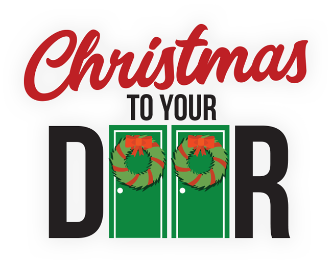 hope within reach christmas to your door